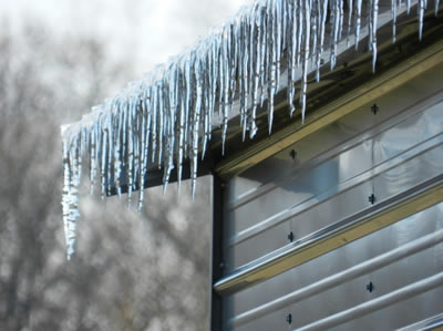 Frozen pipes can take a toll not only on your home, but also your business.